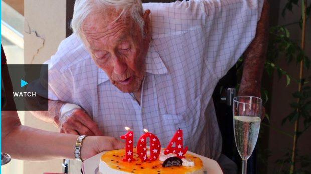 David Goodall birthday