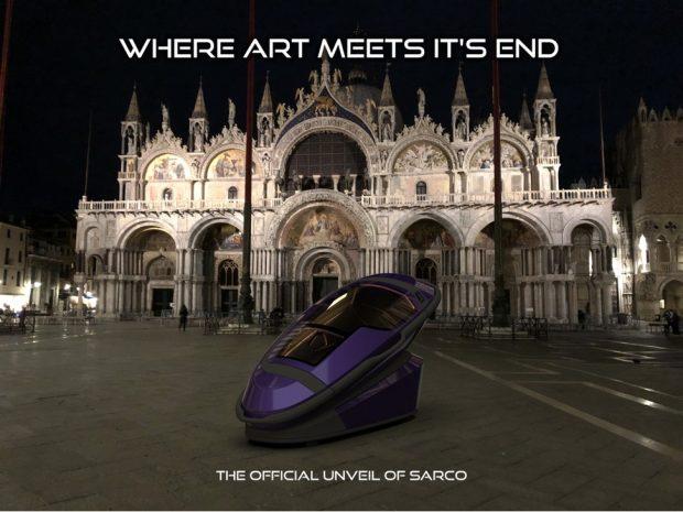 Sarco Unveil Venice Design