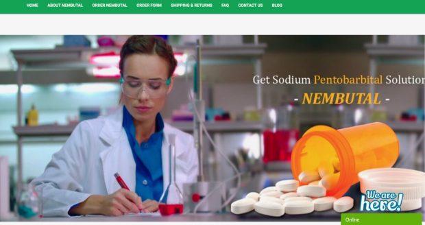 Online Nembutal Scams Site