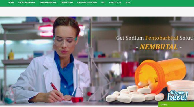 Nembutal Scam Site