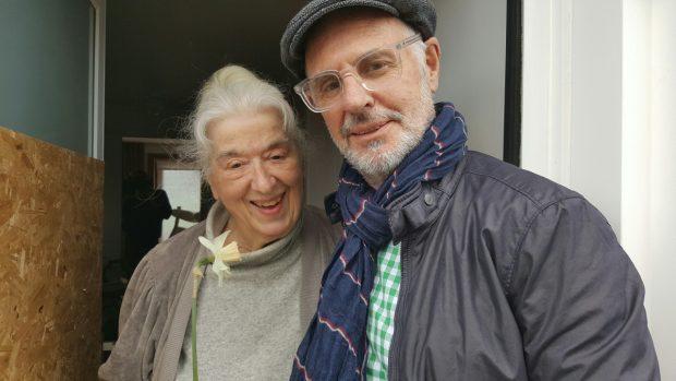 Avril Henry & Philip Nitschke