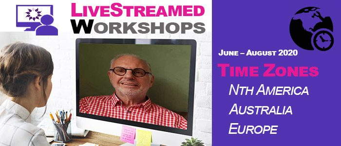 Livestreamed workshops