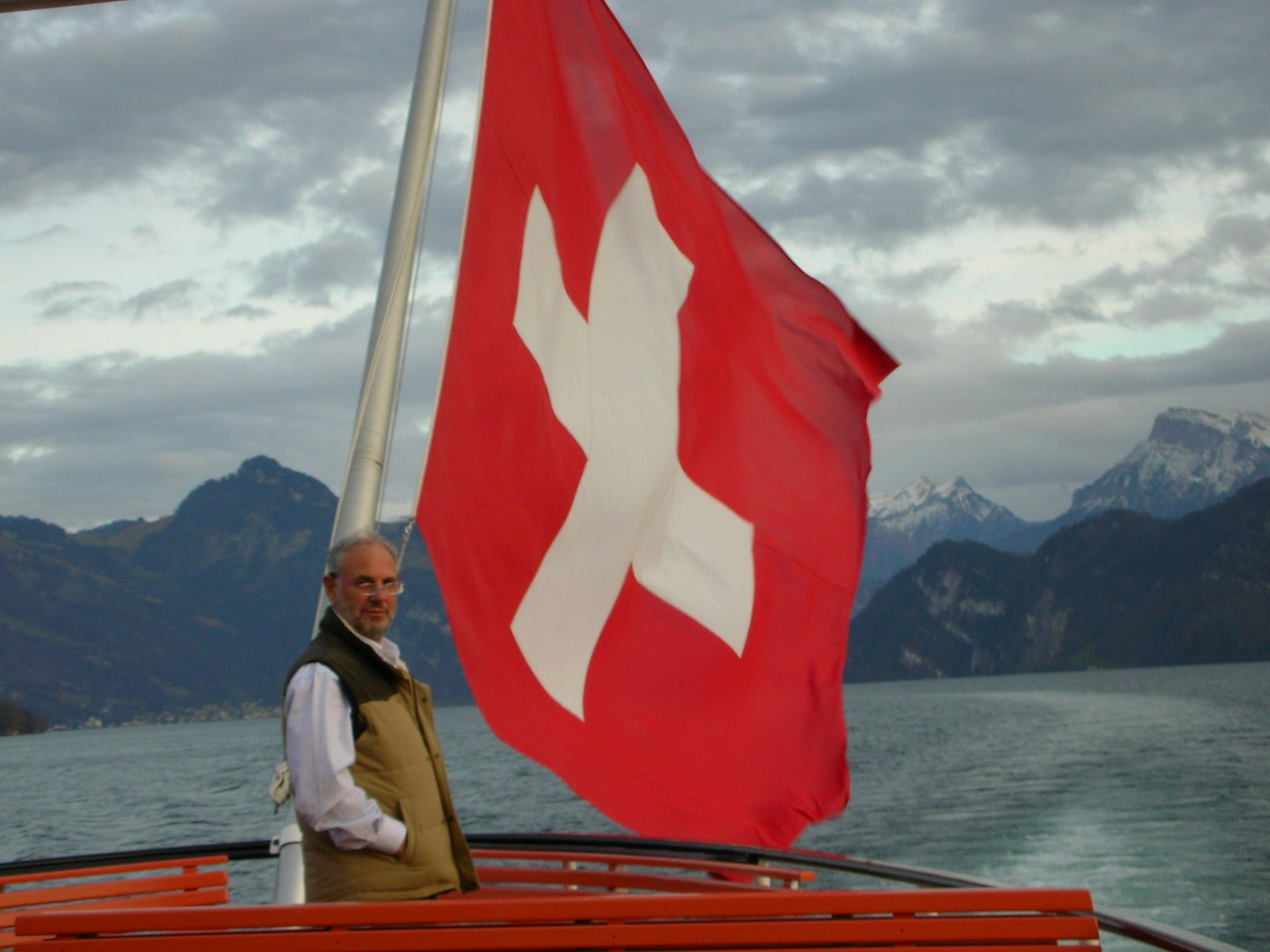 Philip Nitschke in Zurich