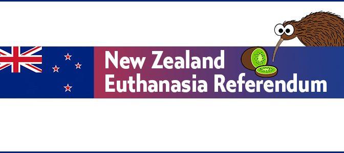 NZ Euthanasia Referendum