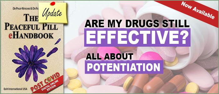 Jan 2021 Update - Drugs Premedication & Potentiation