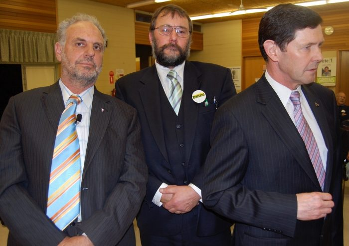 Philip Nitschke, Democrats & Kevin Andrews - Townhall meeting Doncaster, November 2007