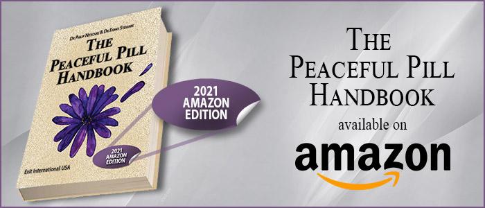 Peaceful Pill Handbook 2021 Print Edition