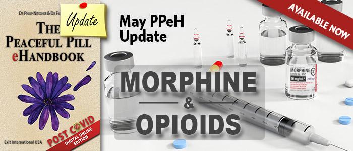 May 2021 Peaceful Pill eHandbook Update