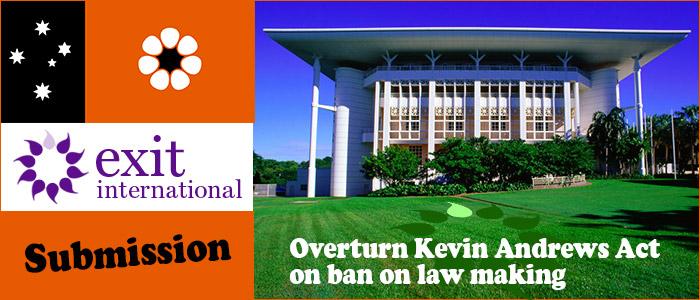 Ensuring Northern Territory Rights Bill 2021