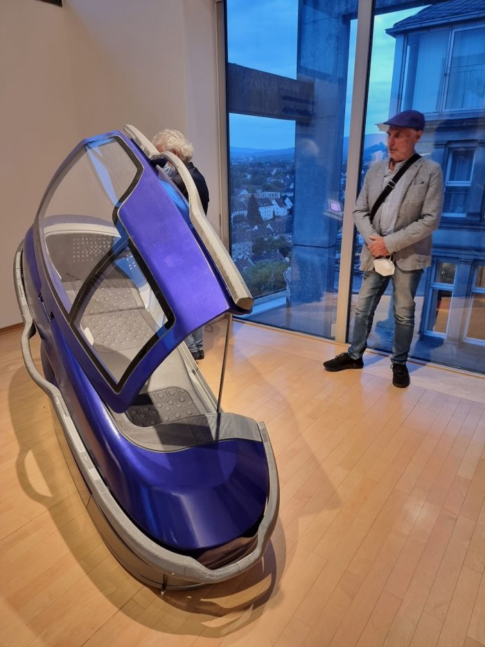 Sarco opens in new exhibition